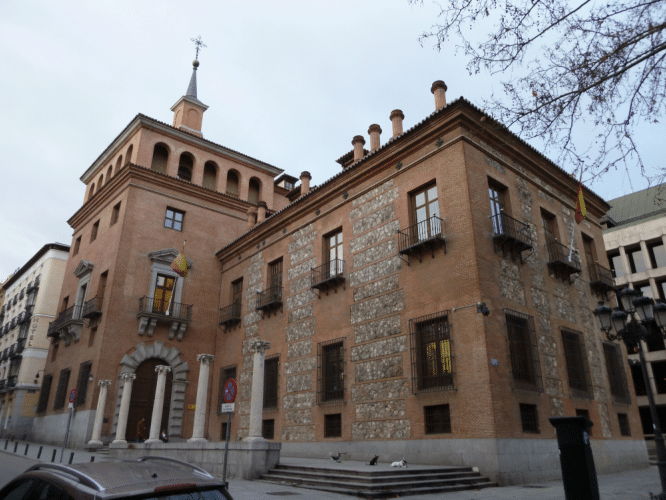 leyendas urbanas de Madrid