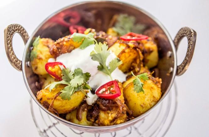 Restaurantes indios de Lavapiés