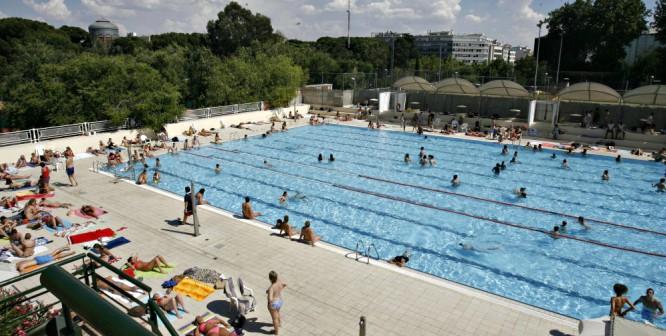 Las piscinas municipales de verano est n abiertas desde el for Piscinas municipales madrid 2016