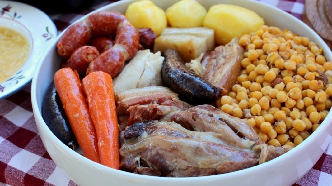 historia cocido madrileño