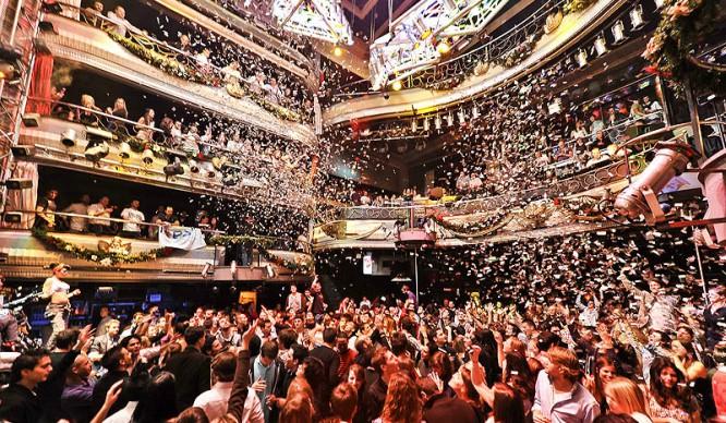Entradas de las mejores Fiestas de Fin de Año en Madrid en Discotecas, Salas y Hoteles.