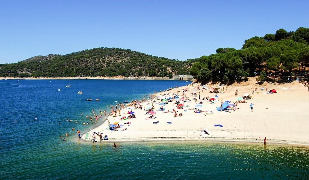 Piscinas Y Playas Naturales Para Refrescarse En Madrid Madrid Secreto
