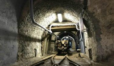 Hay una mina secreta enterrada en Madrid y tú puedes visitarla