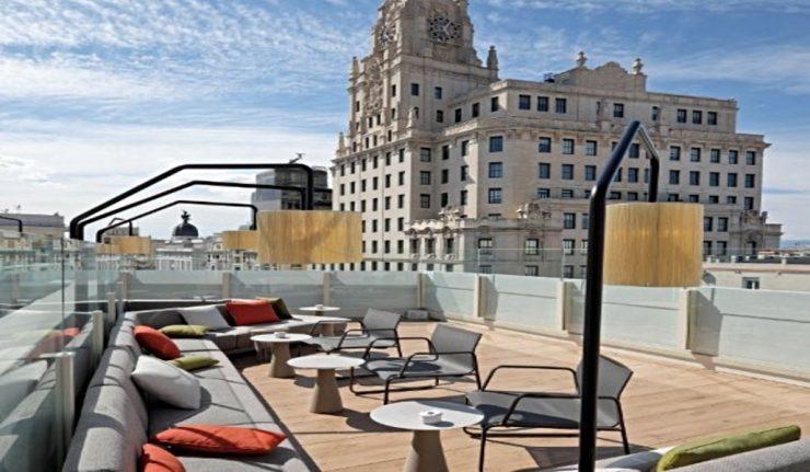 6 terrazas de Madrid desde las que disfrutar mucho más que las vistas