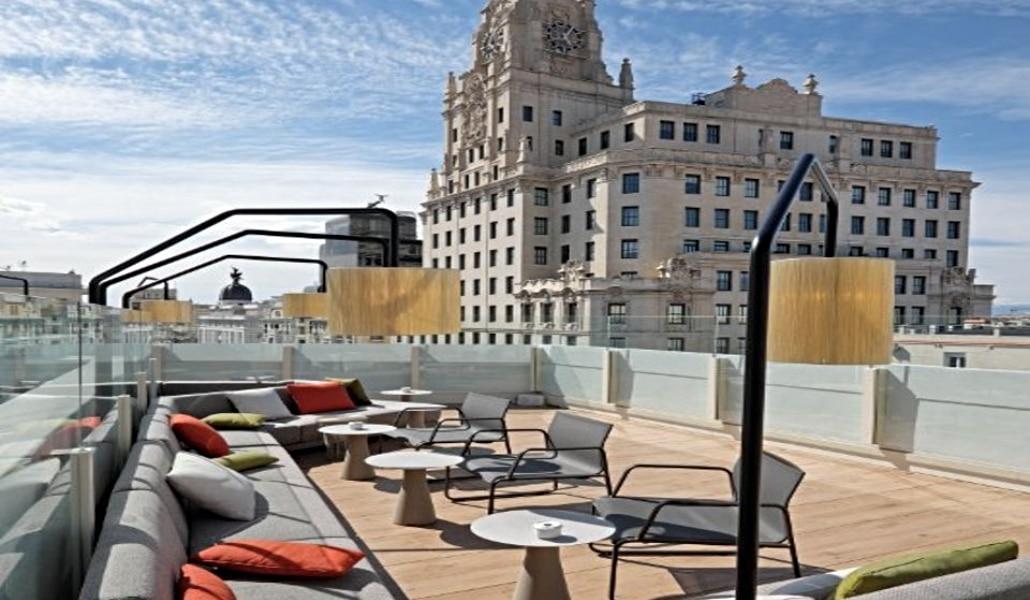 6 Terrazas De Madrid Desde Las Que Disfrutar Mucho Más Que