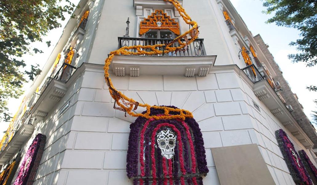 Casa de m xico nuevo enclave cultural de la ciudad se inaugura hoy madrid secreto - Canguro en casa madrid ...
