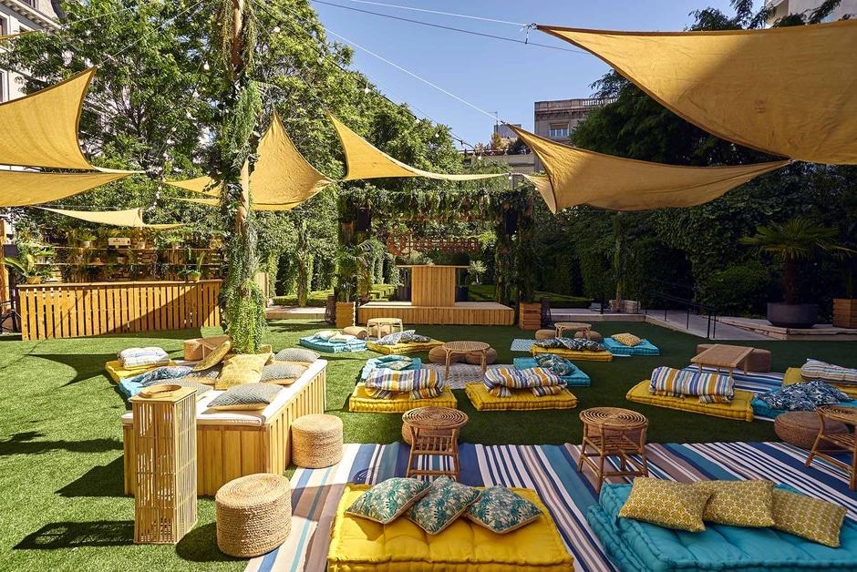 Casa Corona Vuelve El Oasis Que Madrid Necesita Madrid