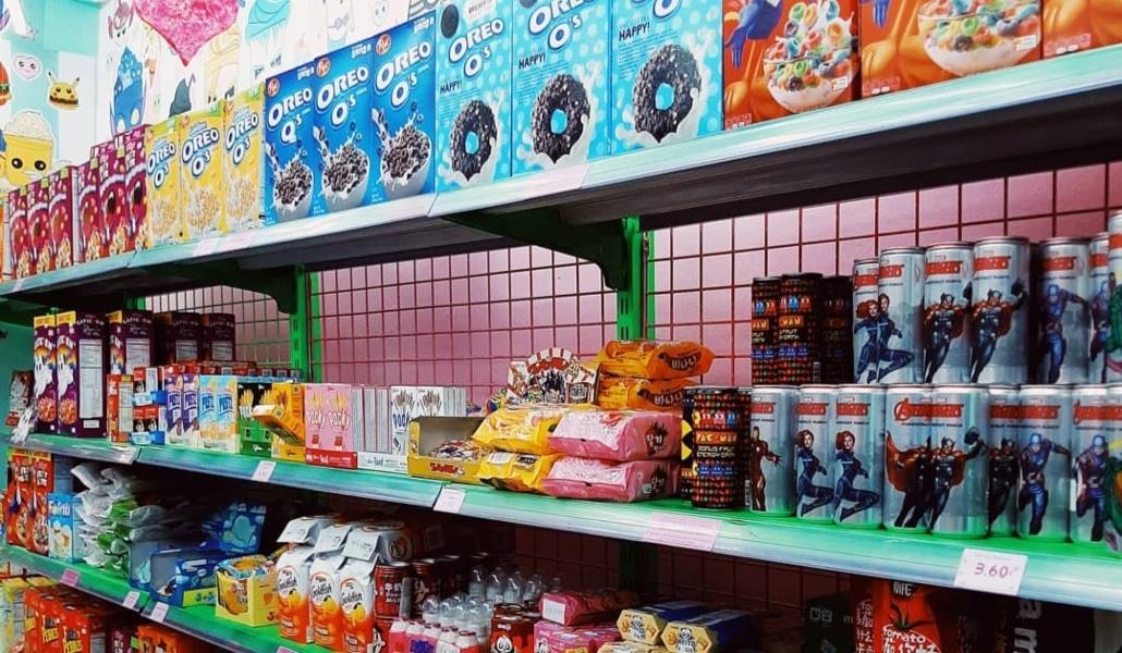 Madrid Tiene Un Supermercado Friki Madrid Secreto