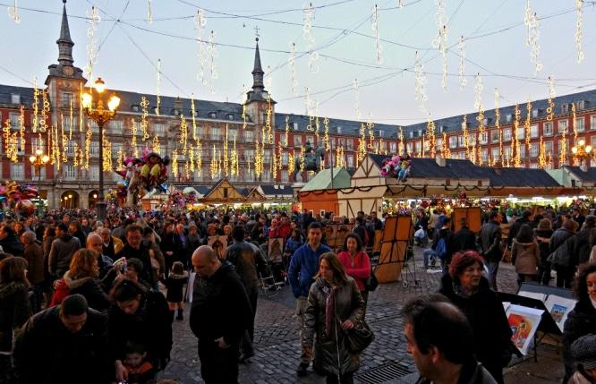 Mercados de navidad la ruta que necesitabas para este a o - Mercado de navidad madrid ...